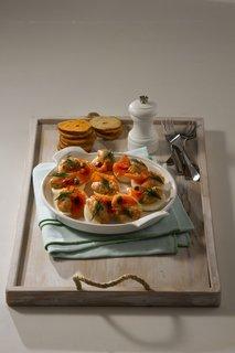 FOTKA - Pomazánky pro jarní stůl