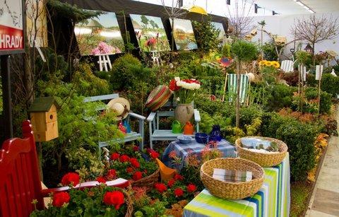 FOTKA - Jarní zahradnická Flora Olomouc 2013