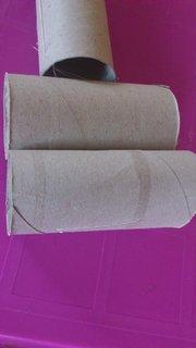 FOTKA - Vyrob si sama: Loutku z papírových ruliček