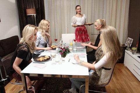 FOTKA - VIP Prostřeno 20.3. 2013 – Česká Miss 2012 Tereza Chlebovská