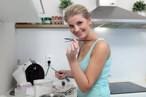 FOTKA - VIP Prostřeno 22.3. 2013 – II Vicemiss České republiky 2009 Hana Věrná