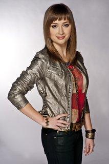 FOTKA - Finalistka Superstar 2013 – Kristína Debnárová