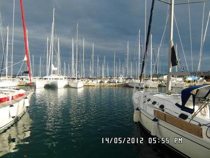 FOTKA - Dovolená na jachtě