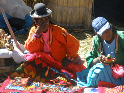 FOTKA - Peru - jezero Titicaca