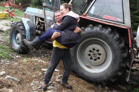 FOTKA - Farmář hledá ženu 21.3. 2013