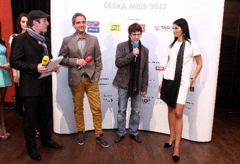 FOTKA - Česká Miss 2013 jde do finále