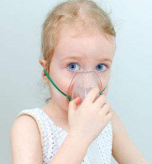 FOTKA - Astma u dětí