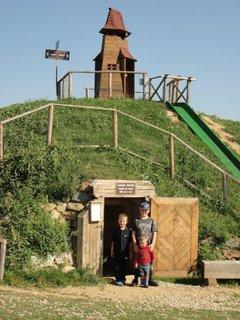 FOTKA - Farma Blaník: místo, kde mají děti svátek každý den