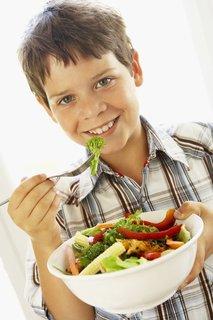 FOTKA - Mami, bez ovoce a zeleniny, prosím!