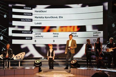 FOTKA - Legendární pěvecká soutěž Zpívá celá rodina