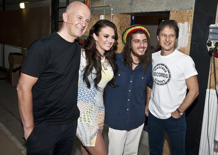 FOTKA - Martin Šafařík opustil finále Superstar 2013
