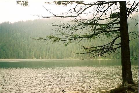 FOTKA - Šumava - čertovo jezero