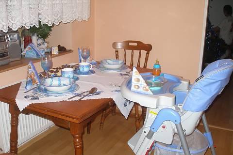 FOTKA - příprava na večeři
