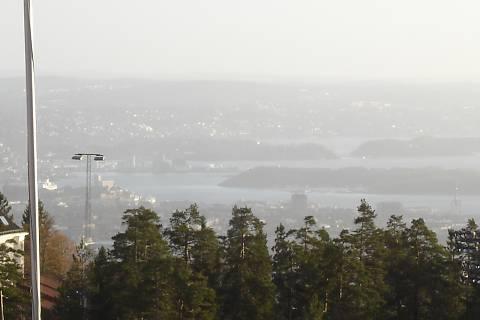 FOTKA - Oslo v dáli