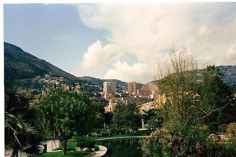FOTKA - Monte Carlo