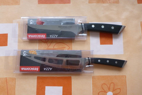 FOTKA - nože tescoma
