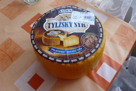 FOTKA - tylžský sýr