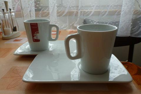 FOTKA - šálky na kafe tescoma