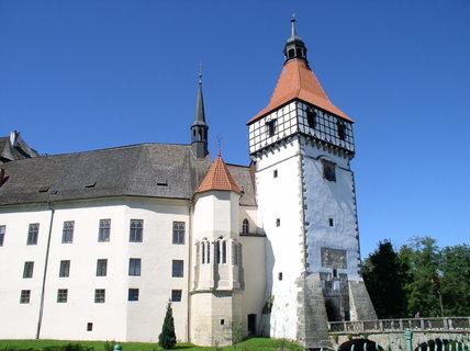 FOTKA - Na zámku v Blatné