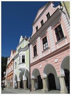 FOTKA - Domy města Třeboně
