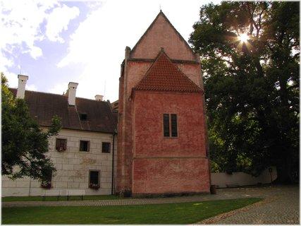 FOTKA - Slunce - klášter Zlatá Koruna