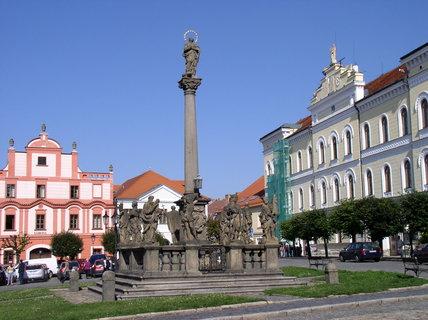 FOTKA - Písecké náměstí
