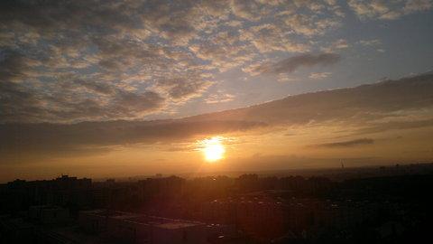 FOTKA - Západ sluníčka :)