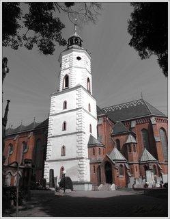 FOTKA - Kostel v Kravařích - barvy