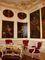 Pražský hrad - interier (znáte z TV, obvykle zde sedávají zahr.návštěvy)