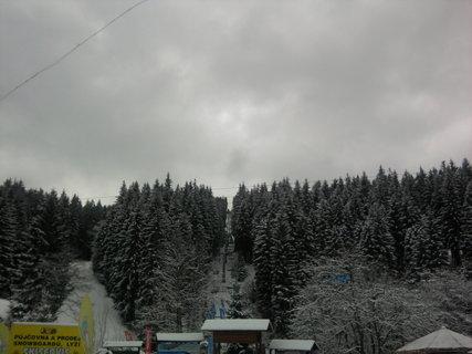 FOTKA - Ski areál Bílá