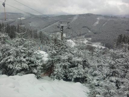 FOTKA - Na kopci ve ski areálu