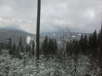 FOTKA - Krajinka na Bílé v Beskydech