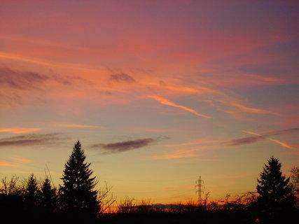 FOTKA - Západ slunce 11