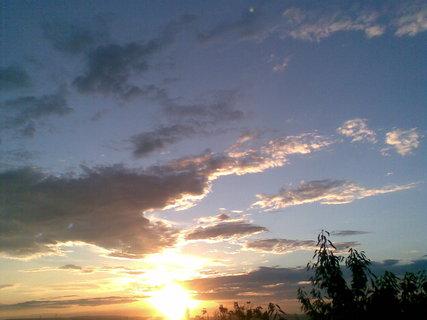 FOTKA - Slunce vychází...