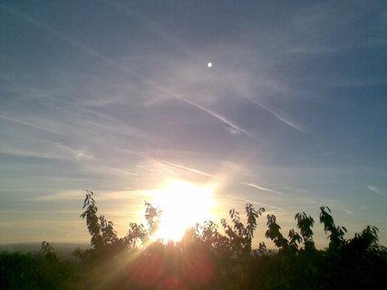 FOTKA - Slunce vychází 4