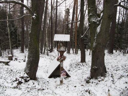 FOTKA - Boží muka v lese