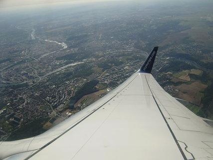 FOTKA - Praha z letadla 2