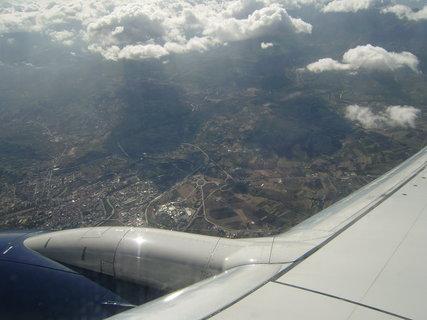 FOTKA - Neapol z letadla 3