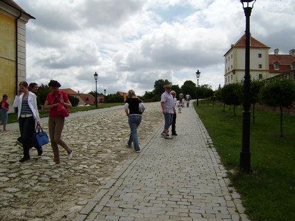 FOTKA - cesta k zámku