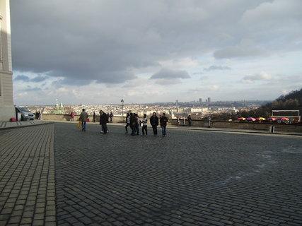 FOTKA - u hradu