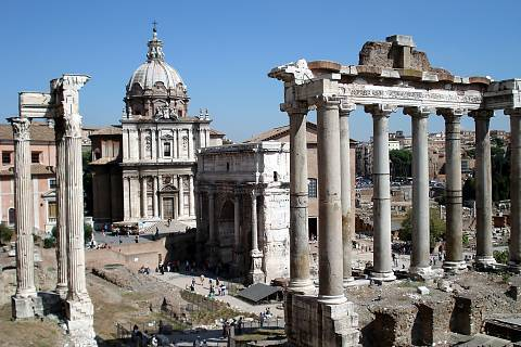 FOTKA - Forum Romanum