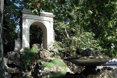 FOTKA - Park Borghese
