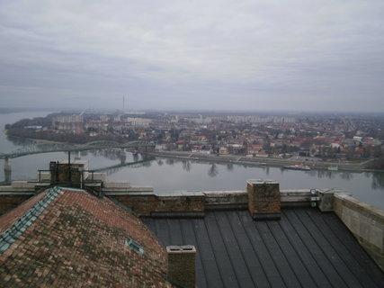 FOTKA - Výhľad na Štúrovo z Esztergomu
