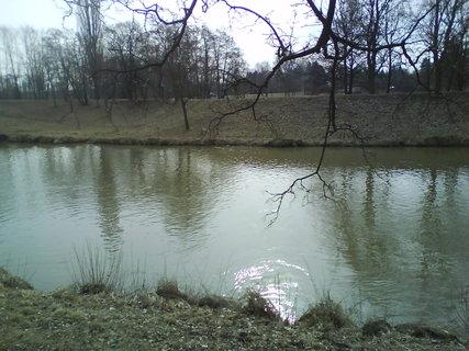 FOTKA - březen u řeky