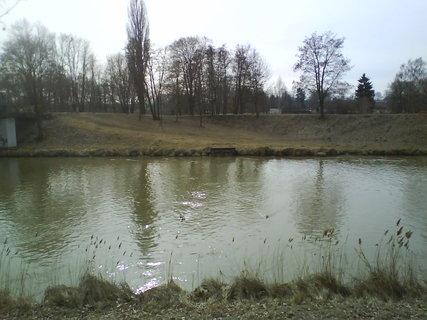 FOTKA - březen u řeky,,