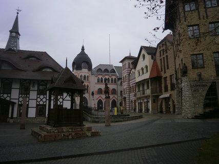FOTKA - KOmárno - námestie európy