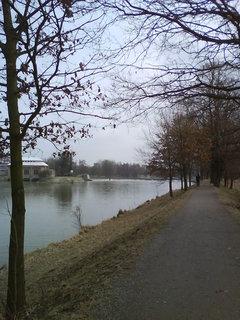 FOTKA - jarní řeka