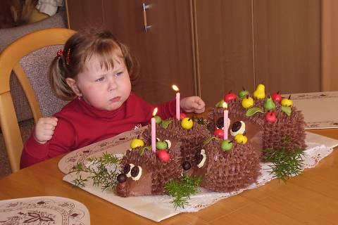 FOTKA - Verunka narozeniny