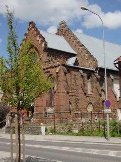 FOTKA - židovská synagoga 4