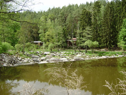 FOTKA - řeka Oslava 2